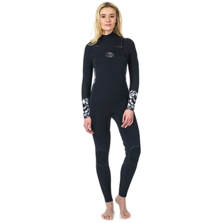 Rip Curl Flashbomb Fullsuit Front-Zip 5/3mm black/white 8