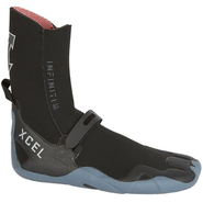 Xcel Infiniti Round Toe Neoprenboot 5mm black/grey