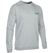 ION Logo Sweater grey melange S 48