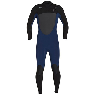Xcel Drylock Front-Zip Fullsuit 5/4mm ink blue