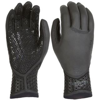 Xcel Drylock 5-Finger Glove 3mm black