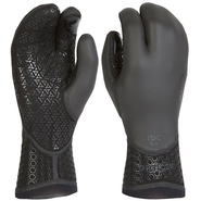 Xcel Drylock 3-Finger Glove 5mm black