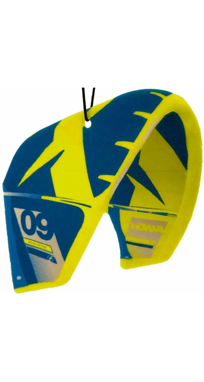 FRESH Kite- & Windsurfing BANDIT - F-ONE Duftbaum Fresh Kitesurfing pińa colada navy FBNPC