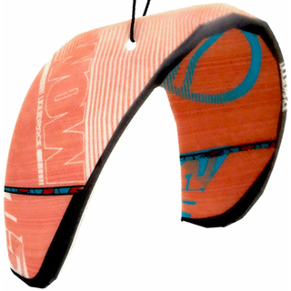 WOW - LIQUID FORCE Duftbaum Fresh Kitesurfing carribean dream orange