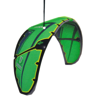 PIVOT - NAISH Duftbaum Fresh Kitesurfing carribean dream green