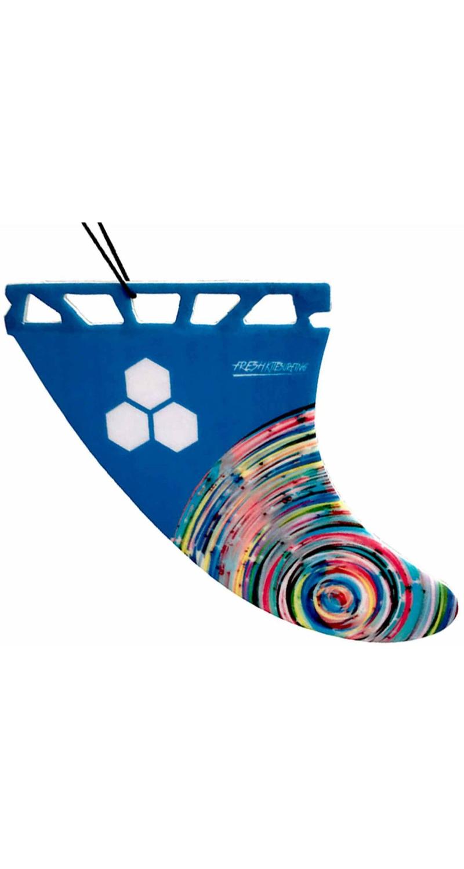 FRESH Kite- & Windsurfing NEON - FIN Duftbaum Fresh Kitesurfing pińa colada NEFPC