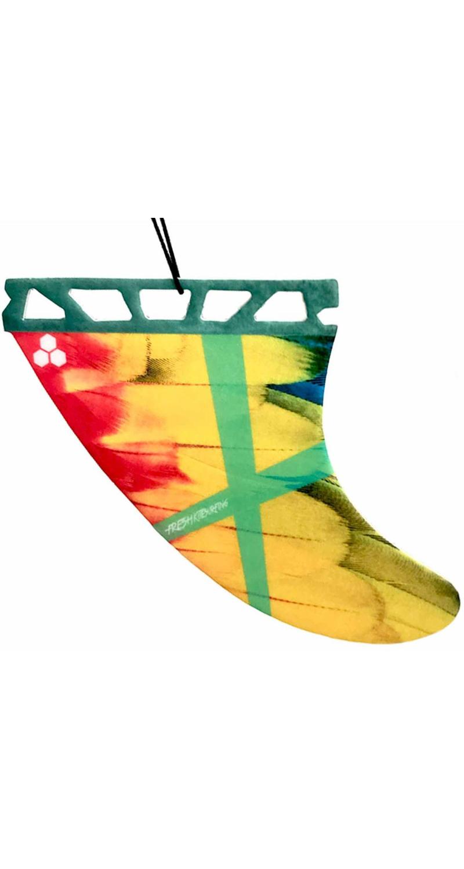 FRESH Kite- & Windsurfing PARROT - FIN Duftbaum Fresh Kitesurfing pińa colada PFPC