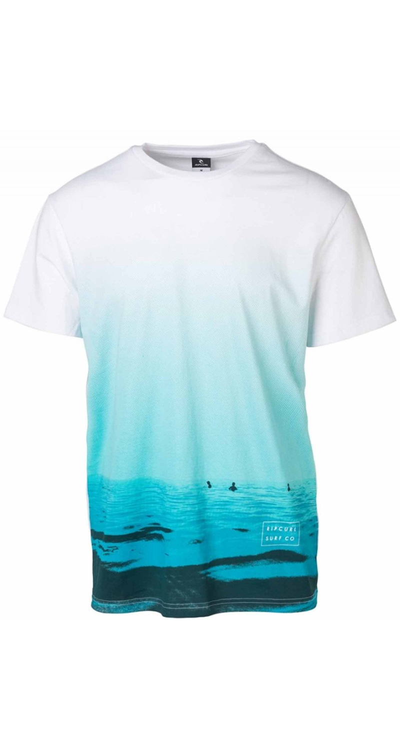 FREEWATERS Rip Curl Glassy Day T-Shirt optical white S 48 CTEDH5 ow