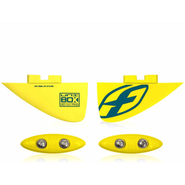 F-One Set of Fins Unibox + Washer + Screws