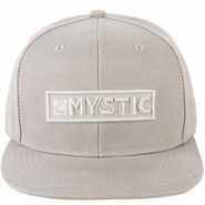 Mystic The Local Cap grey