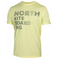 North Kiteboarding NKB Fade T-Shirt sandcastle XL 54