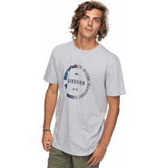Quiksilver Classic Revenge T-Shirt athletic heather M 50