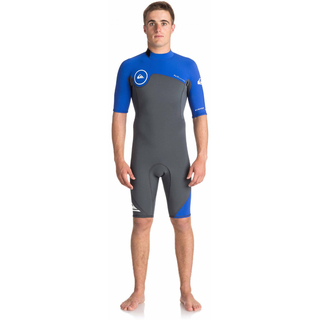 Quiksilver Syncro Shorty 2mm gun metal/royal/white