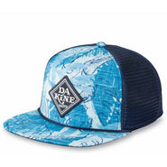 Dakine Classic Diamond Trucker Cap washed palm