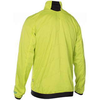ION Shelter Wind Jacket lime punch