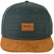 Mystic The Reel Cap green allover