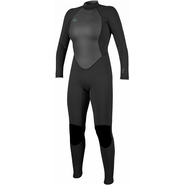 ONeill Reactor II Women Fullsuit 3/2mm black XL 42