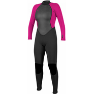 ONeill Reactor II Women Fullsuit 3/2mm black/berry XL 42