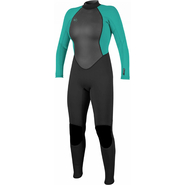 ONeill Reactor II Women Fullsuit 3/2mm black/liteaqua