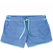 Mystic Rift Boardshorts denim clouds L 40