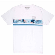 Billabong Team Stripe T-Shirt white