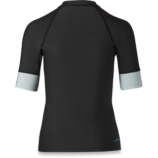 Dakine Flow Print Snug Fit UV-Shirt Kurzarm black