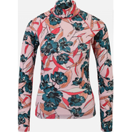 Billabong Flower UV-Shirt Langarm blush