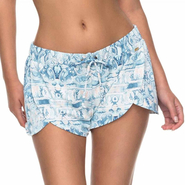 Roxy New Pull On Boardshort marshmallow miami on sunset