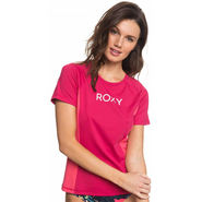 Roxy On My Board Colorblock UV-Shirt Kurzarm vivacious L 40