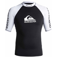 Quiksilver On Tour UV-Shirt Kurzarm black