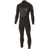 Prolimit Fusion Fullsuit 5/3mm black XXL 56