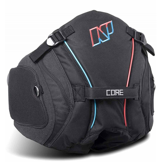NP Core Seat Standard Kite/Windsurf Sitztrapez black/charcoal