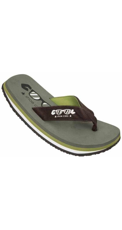 Badelatschen Cool Shoe ORIGINAL kaki S1SLA025 kaki