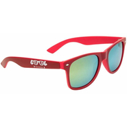 RINCON POLARIZED Sonnenbrille Cool Shoe red