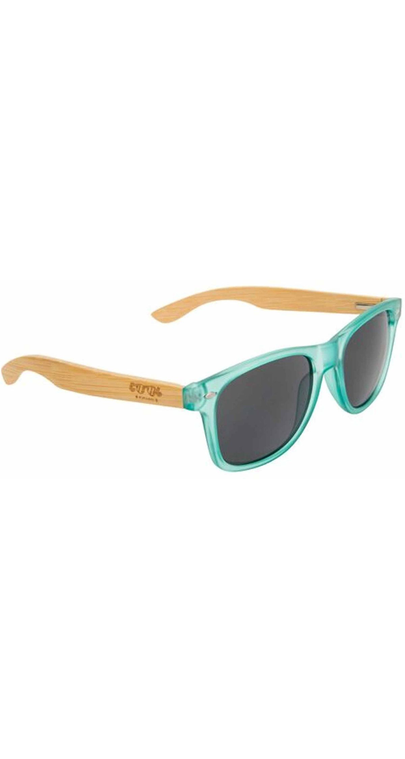WOODY Sonnenbrille Cool Shoe crystal blue S9SUN004