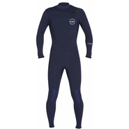 Xcel Mens Comp X2 Front-Zip Fullsuit 4/3mm ink blue MT 98