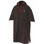 Prolimit Poncho Zipper OSFA black/red
