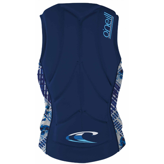 ONeill Slasher Comp Vest Women navy/indpatch