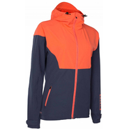 ION Bike Shelter Softshelljacke hot coral
