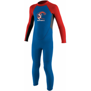 ONeill Reactor Toddler 2mm ocean/graphite/red