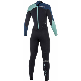 Mystic Star Fullsuit Women 3/2mm navy
