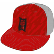 FANATIC Net Cap Boardriding red OneSize