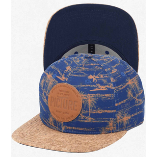 Picture Taka Snapback Cap navy