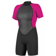 ONeill Reactor Spring Shorty Women 2/1mm black/pink M 38