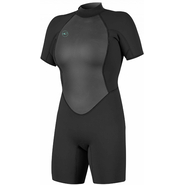 ONeill Reactor Spring Shorty Women 2/1mm black XXXL 46