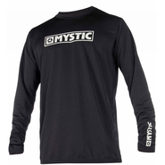 Mystic Star Quickdry Langarm UV-Shirt black