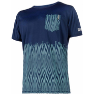Mystic Voltage Quickdry UV-Shirt navy