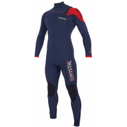 Mystic Majestic Fullsuit Front-Zip 5/3mm navy MT 98
