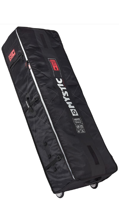 Mystic Gearbox Square black 165 cm 35406.190057