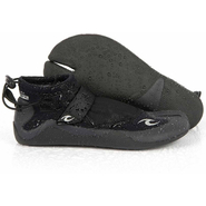 Rip Curl Reefer Split Toe Neoprenschuh 1.5mm black/charcoal